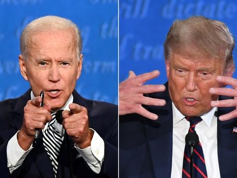 Præsident Donald Trump har vundet terræn blandt vælgerne i Florida, hvor det ifølge en Reuters/Ipsos-måling tegner til næsten dødt løb mellem præsidenten og hans demokratiske udfordrer, Joe Biden. Mindre end en uge før valget tirsdag den 3. november, viser en anden Reuters/Ipsos måling samtidig, at de to kandidater ligger side om side i Arizona.