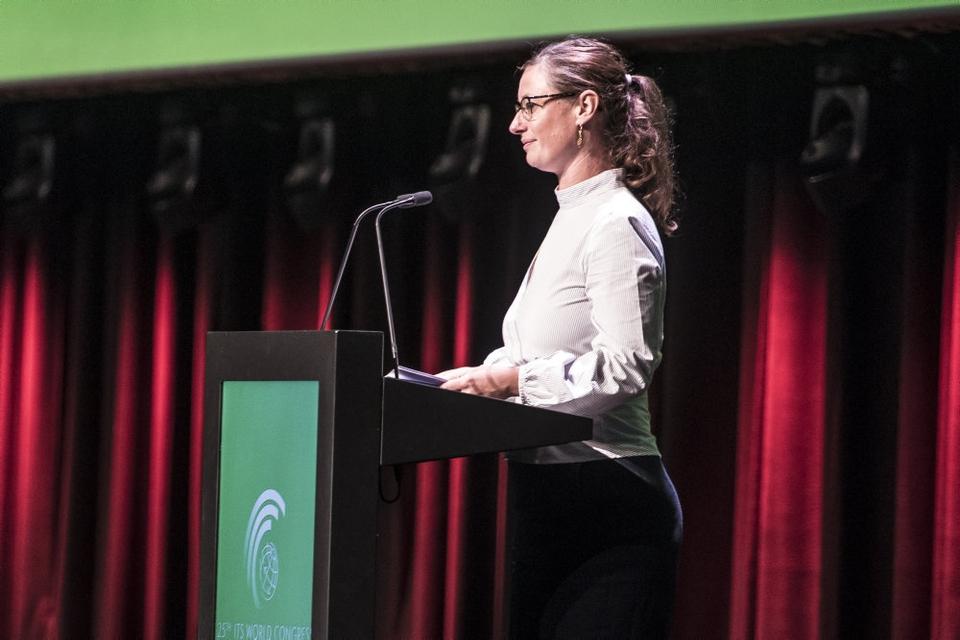 Ninna Hedeager Olsen har været borgmester i København siden 2017. Efter valget i 2021 er det dog slut. (Arkivfoto)