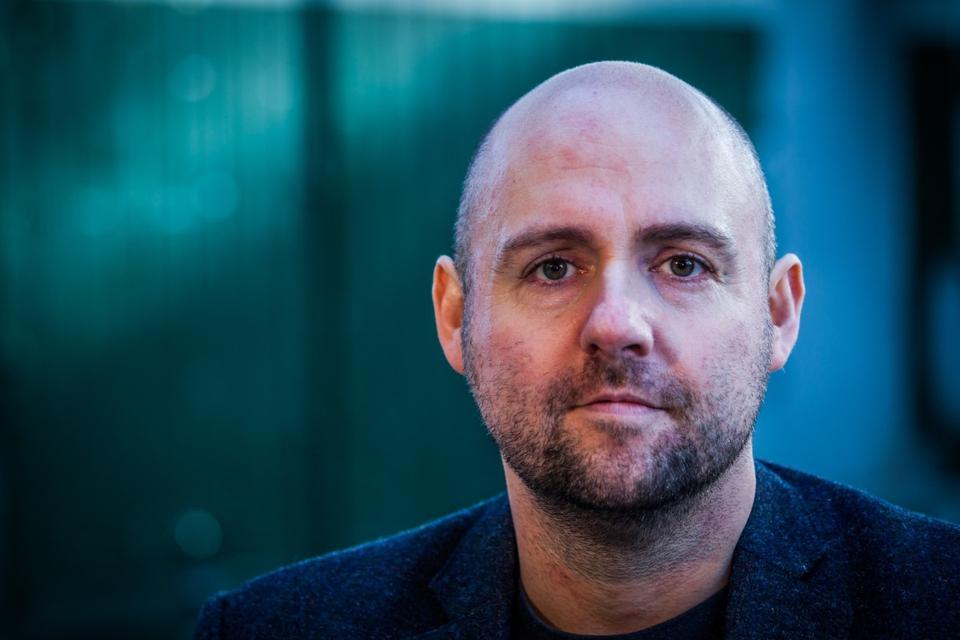 Jonathan Løw, iværksætter og direktør for JumpStory.