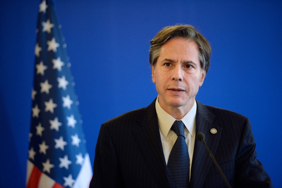 Tidligere viceudenrigsminister Antony J. Blinken er nomineret til posten som udenrigsminister under den kommende præsident, Joe Biden.