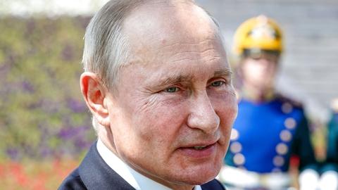 Foto: Mikhail Klimentyev/AFP/Ritzau Scanpix