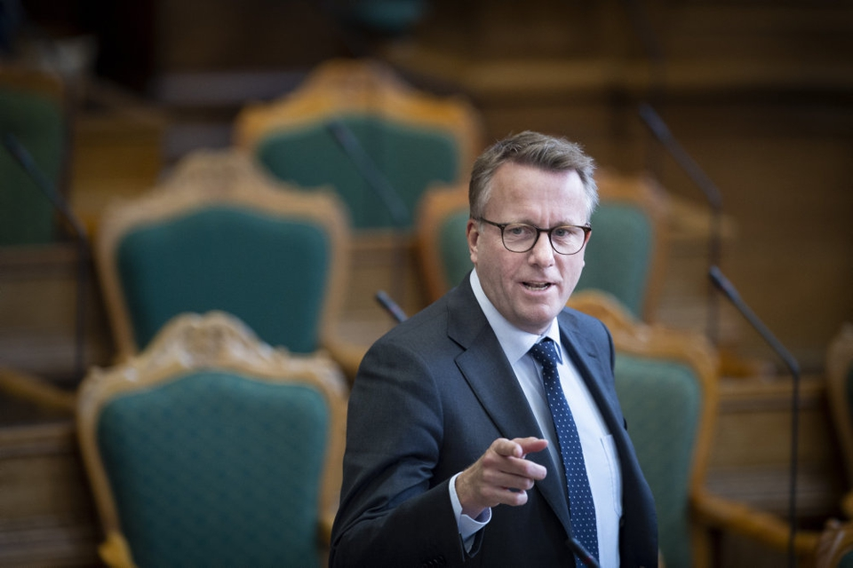 Skatteminister Morten Bødskov (S) oplyser til Berlingske, at man nu vil dele nogle revisionsrapporter med Folketinget, som indtil nu ikke har været delt. (Arkivfoto)