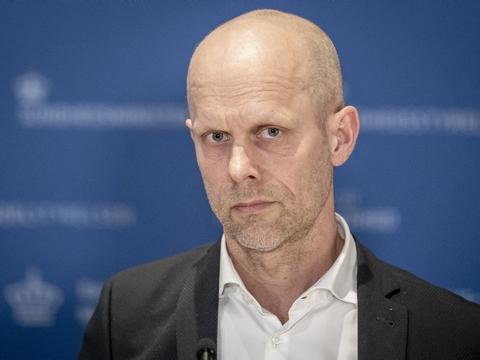 Direktør i Statens Serum Institut Henrik Ullum holder i øjeblikket øje med, om stigende smitte blandt unge spreder sig til de aldersgrupper, der skal til at vaccineres - herunder 40-55-årige. (Arkivfoto).