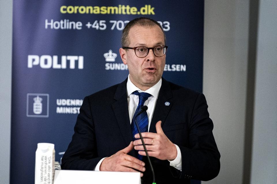 Direktør for WHO Europa, Hans Kluge, advarer mandag om, at der i oktober og november vil ske daglige stigninger i antallet af dødsfald med relation til covid-19. (Arkivfoto)