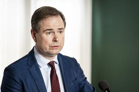 Finansminister Nicolai Wammen (S) vil tirsdag præsentere Økonomisk Redegørelse. (Arkivfoto)