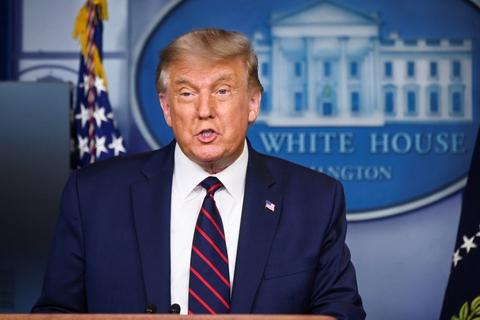 Ifølge flere kilder er der fundet et brev med ricin, der skulle have været endt i Det Hvide Hus. Al post til Det Hvide Hus sorteres og gennemgås i en postcentral, der er placeret et andet sted, inden posten sendes til Det Hvide Hus og til præsident Donald Trump. (Arkivfoto)
