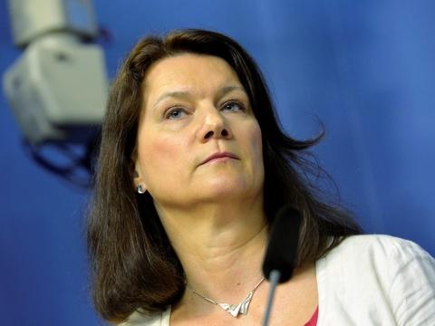 Sveriges udenrigsminister, Ann Linde, mener, at Danmark bør tænke over, at Skåne ikke er særlig hårdt ramt af coronavirusudbruddet (Arkivfoto).