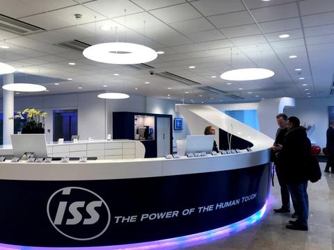 ISS, der er en af Danmarks største arbejdspladser, skifter ud på den øverste direktørpost. (Arkivfoto)