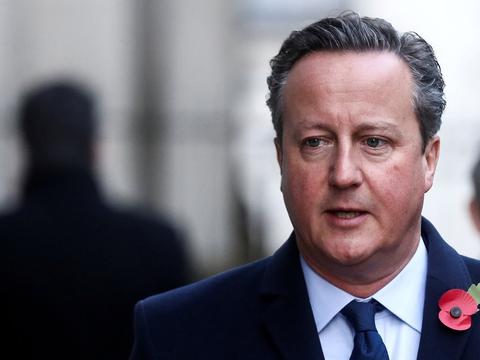 """Storbritanniens tidligere premierminister David Cameron har afvist et tilbud fra den britiske regering om at lede den næste store klimakonference i Glasgow. FN-konferencen i november, der er kendt som COP26, opfattes som et """"sandhedens øjeblik"""" for Parisaftalen fra 2015 om bekæmpelse af global opvarmning. (Arkivfoto)"""