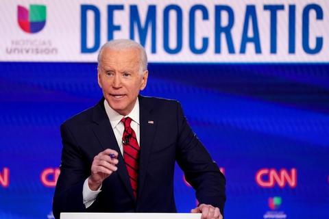 Joe Biden vinder Demokraternes primærvalg på Hawaii. Afstemningen skete via brev på grund af coranavirussituationen. (Arkivfoto).