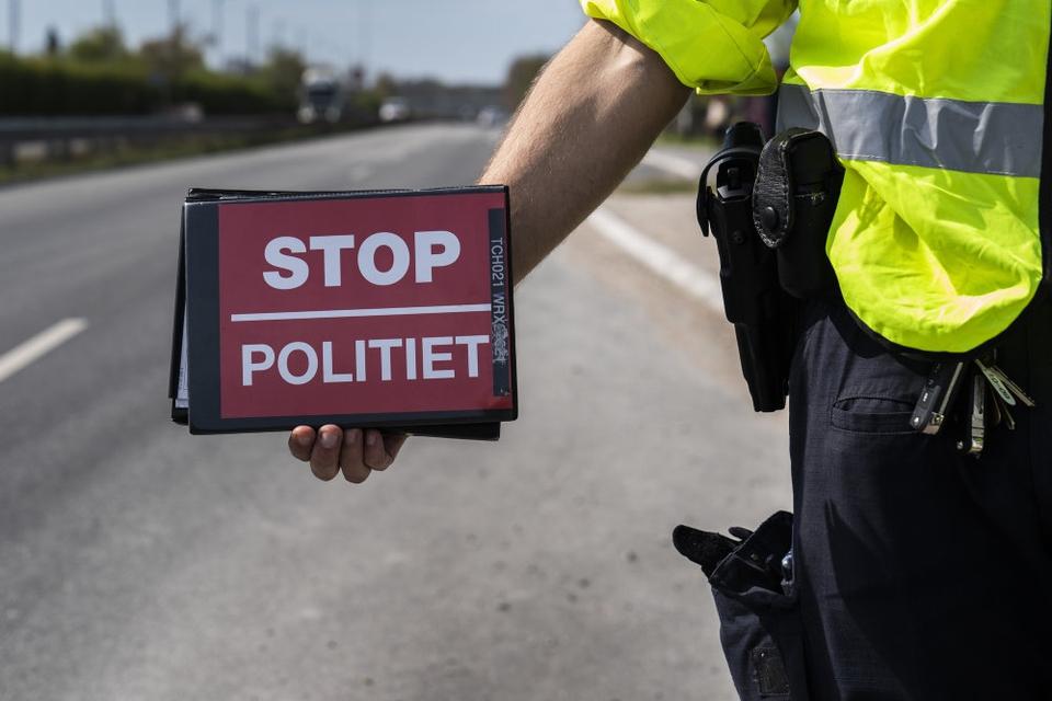 Østjyllands Politi standsede fredag aften en 35-årig mand, som kørte med mere end det dobbelte af den tilladte hastighed på Silkeborgvej i Aarhus. (Arkivfoto).