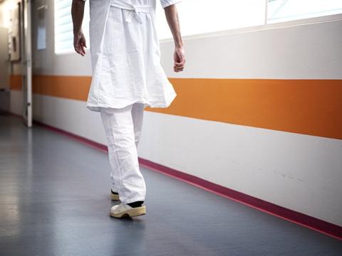 Privathospitaler skal hjælpe med at afvikle den patientpukkel, der er opstået under coronakrisen. (Arkivfoto)
