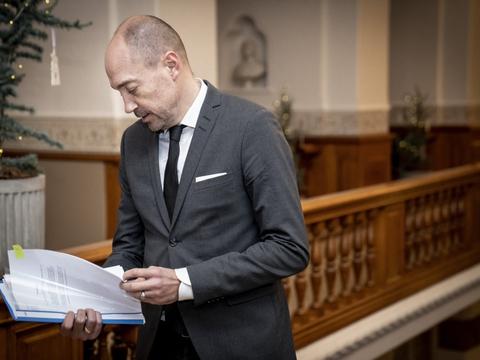 Sundhedsminister Magnus Heunicke (S) har nu indkasseret to næser for coronarelaterede sager.