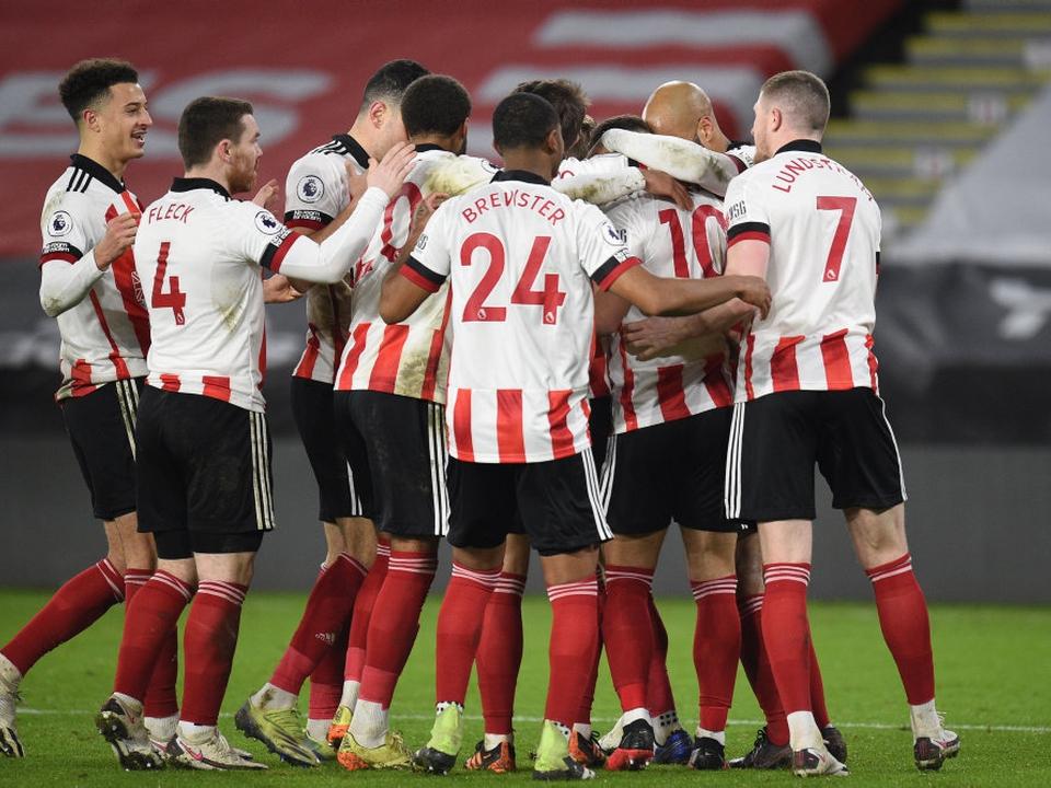 Sheffield United vandt for første gang i Premier League i denne sæson, da Newcastle var på besøg tirsdag aften.
