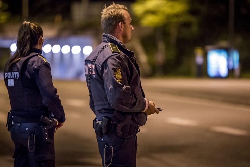 Pressefoto fra Politiet