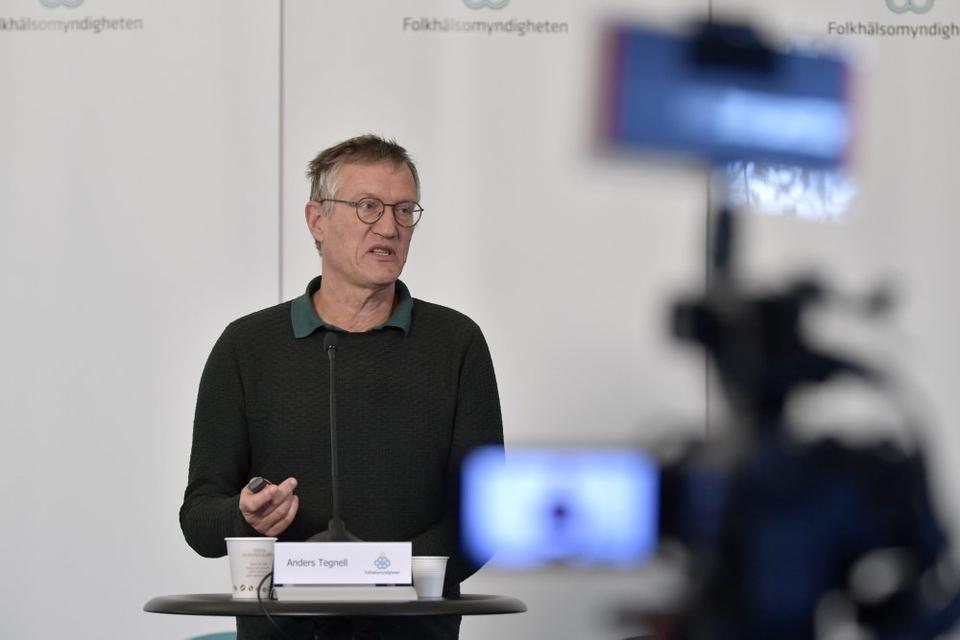 Statsepidemiolog Anders Tegnell mener ikke, at Sveriges nabolande behøver at frygte, at svenskere rejser til udlandet og smitter andre.