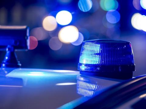 Københavns Politi satte onsdag aften efter en motorcyklist i København. Motorcyklisten kørte efterfølgende galt i et vejkryds. (Arkivfoto)