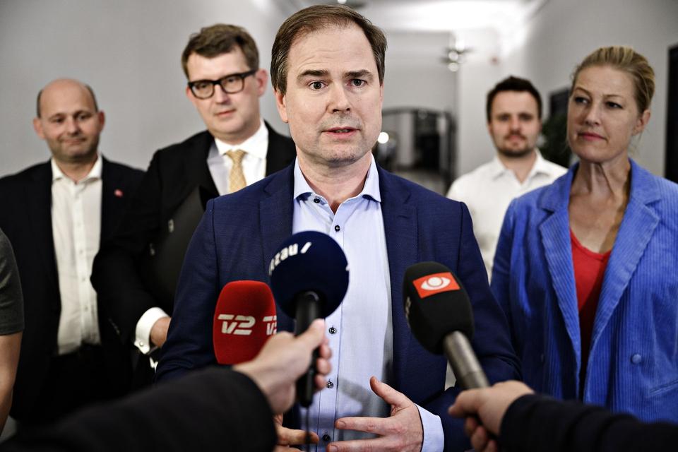 Finansminister Nicolai Wammen. (Foto: Philip Davali/Ritzau Scanpix)