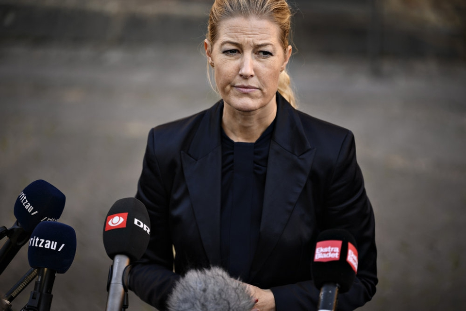 Sofie Carsten Nielsen (R) afviser, at hun har dækket over De Radikales tidligere politiske leder Morten Østergaard i en række sager om sexchikane. (Arkivfoto)