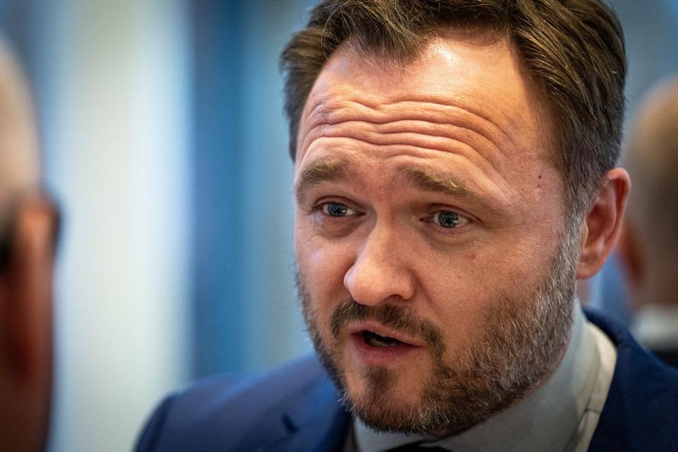 Klima- og energiminister Dan Jørgensen (S) har valgt at udskyde beslutningen om en ny oliejagt i Nordsøen, skriver Berlingske. (Arkivfoto)