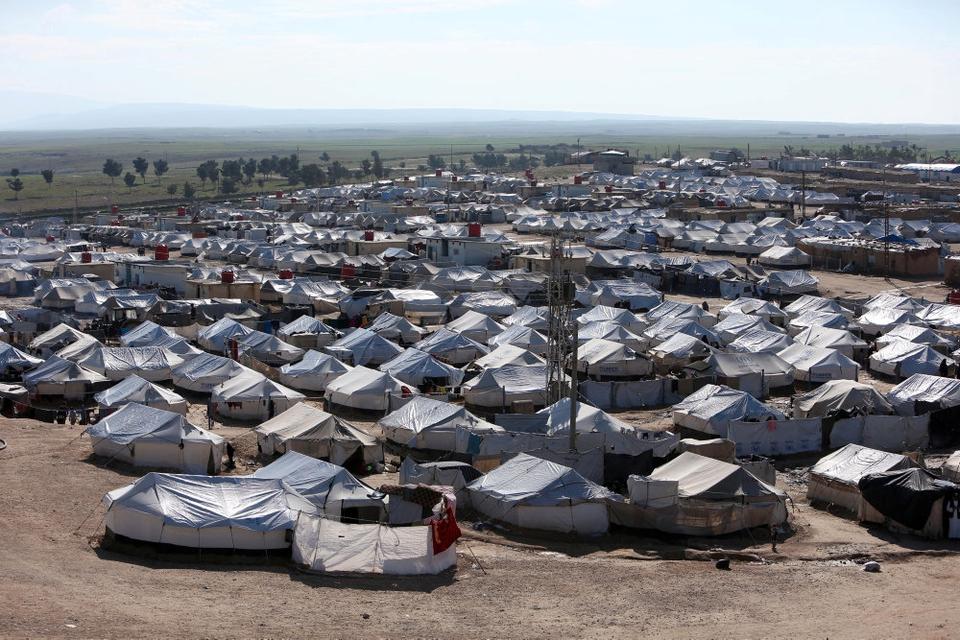 Al-Hol-lejren ligger i det nordøstlige Syrien og huser omkring 68.000 personer. Heriblandt flere internationale statsborgere.
