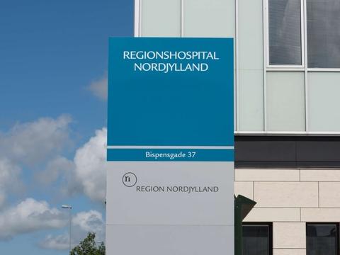 Pressefoto fra Region Nordjylland