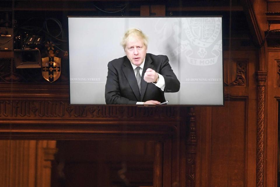 Den britiske premierminister, Boris Johnson, og hans canadiske modpart, premierminister Justin Trudeau, blev lørdag enige om handelsaftale og om fortsatte forhandlinge i 2021.