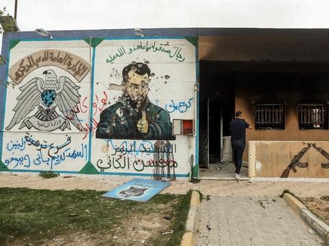 Tarhuna har været en afgørende base for den selvbestaltede leder Haftar, siden hans styrker for over et år siden indledte en offensiv for at erobre Tripoli fra regeringen. (Arkivfoto.)