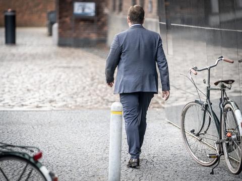 """Jens Rohde forlader Radikale Venstre med en bredside mod partiet. Det er endt i """"ligegyldighedens ingenmandsland"""" i udlændingedebatten og har kastet """"retsstatsprincipper ud på møddingen"""" i MeToo-debatten, mener han. (Arkivfoto)"""