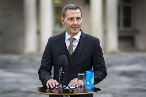 Justitsminister Nick Hækkerup. (Foto: Martin Sylvest/Ritzau Scanpix)