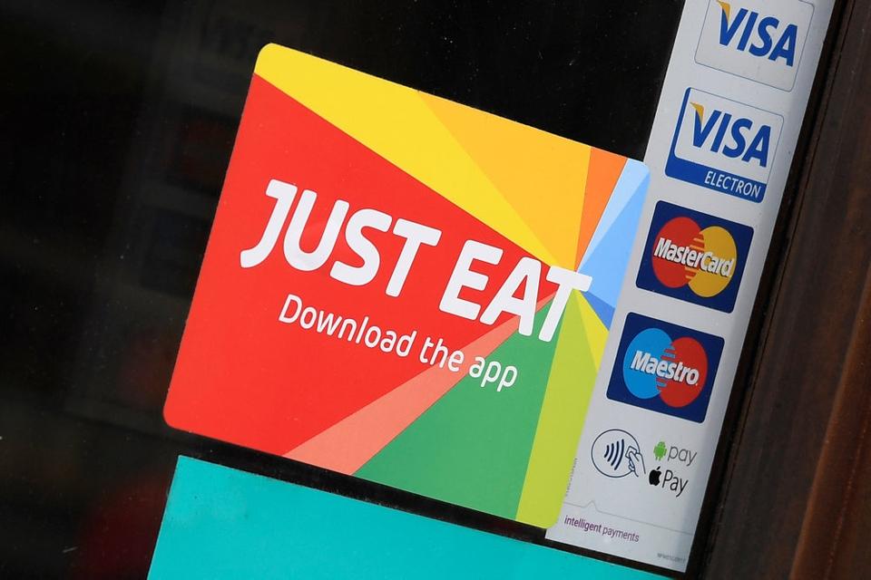 Just East fusionerede med Takeaway.com tidligere i år. Nu har selskabet opkøbt amerikanske Grubhub. (Arkivfoto.)