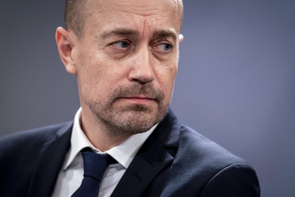 Sundhedsminister Magnus Heunicke (S) holder mandag endnu et møde med de øvrige partier om coronakrisen. (Arkivfoto)
