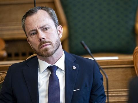 Jakob Ellemann-Jensen har som nyslået Venstreformand endnu ikke knækket koden til at opnå vælgernes opbakning. (Foto: Niels Christian Vilmann/Ritzau Scanpix)