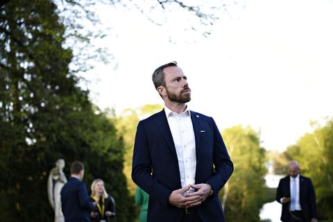 Jakob Ellemann-Jensen (V) har foreslået skattelettelser som vejen ud af coronakrisen. (Foto: Philip Davali/Ritzau Scanpix)