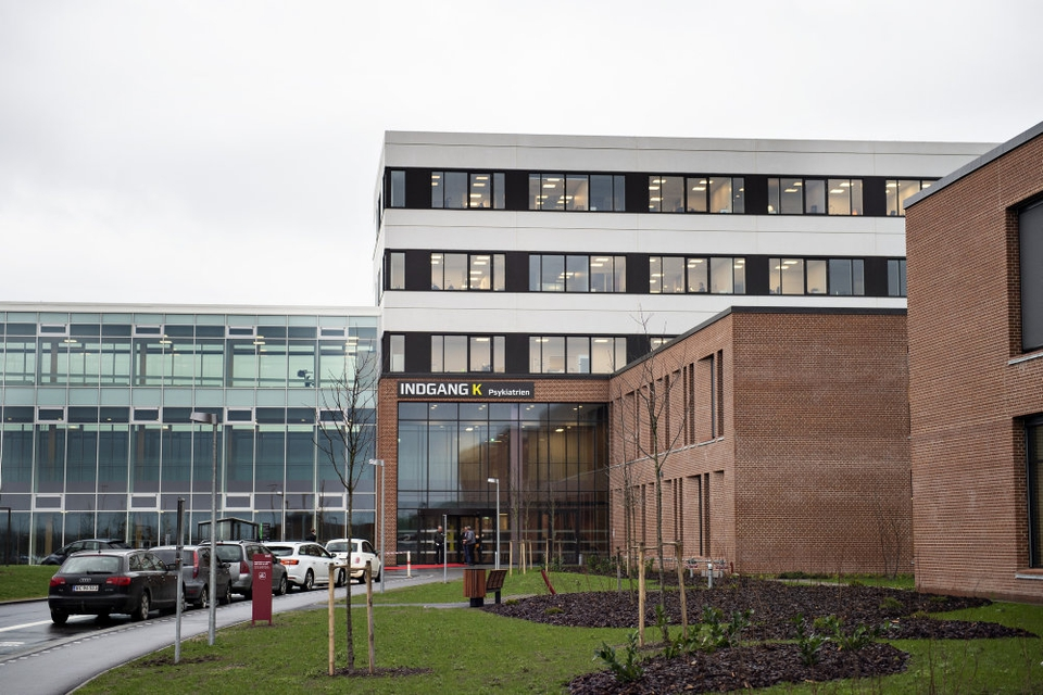 En person er blevet indlagt på særlig isolationsstue på Aarhus Universitetshospital, hvor vedkommende bliver undersøgt for coronavirus. (Arkivfoto).