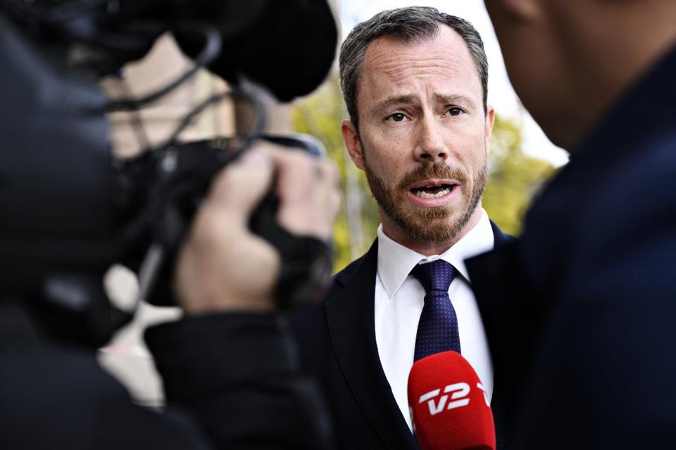 Jakob Ellemann-Jensen (V) vil oprette en krisefond.