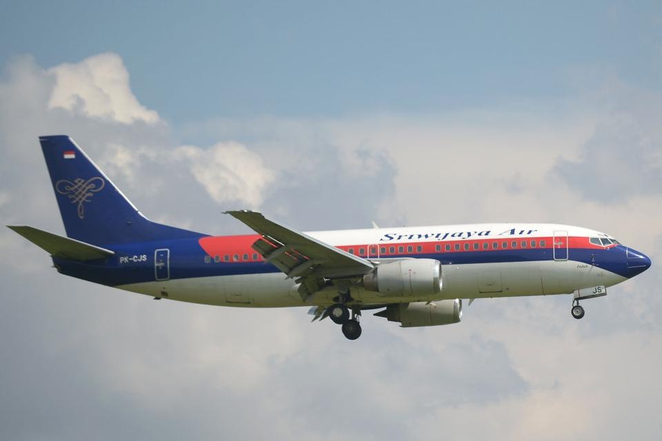 Det er et fly magen til dette, der er forsvundet og frygtes styrtet. (Arkivfoto).