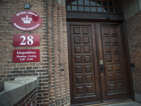 Ved Retten i Odense er en 48-årig kvinde blevet dømt for mishandling af sine børn. (Arkivfoto)