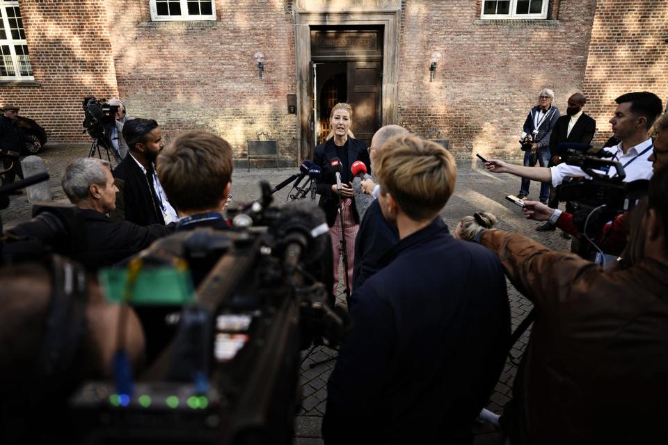 De Radikales nye politiske leder og gruppeformand, Sofie Carsten Nielsen, får fuld opbakning fra partiets hovedbestyrelse. (Arkivfoto)
