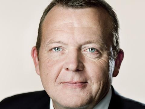 Folketingets pressefoto af Lars Løkke Rasmussen
