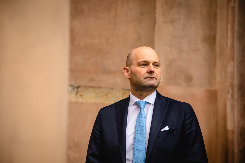 Søren Pape Poulsen. (Foto: Allan Ringgaard / Billedwerk)