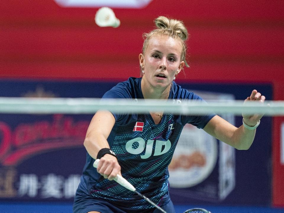 Mia Blichfeldt har fået en forrygende start på 2021. (Arkivfoto)