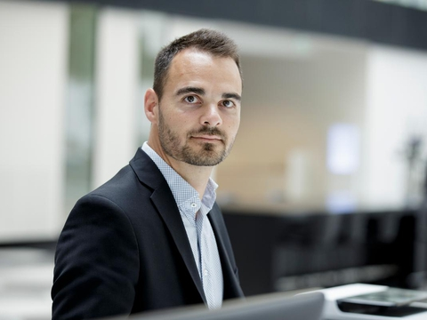 Morten Granzau, Dansk Industri. (Foto: Hans Søndergaard/Dansk Industri)