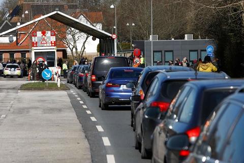 Den tyske udenrigsminister, Heiko Maas, siger, at Tyskland ophæver rejseforbud for EU-landene samt Storbritannien, Island, Norge, Liechtenstein og Schweiz fra 15. juni. (Foto: Morris Mac Matzen/AFP/Ritzau Scanpix)