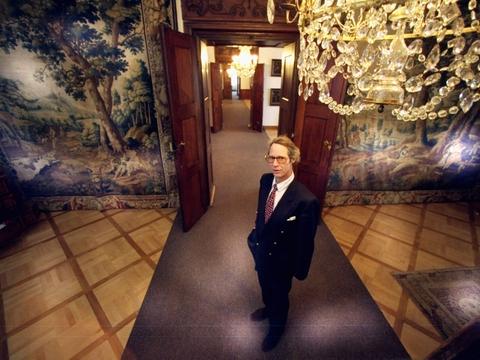 Som 79-årig er Prins Waldemar gået bort torsdag aften. Det bekræfter hans datter over for Ekstra Bladet. (Arkivfoto)