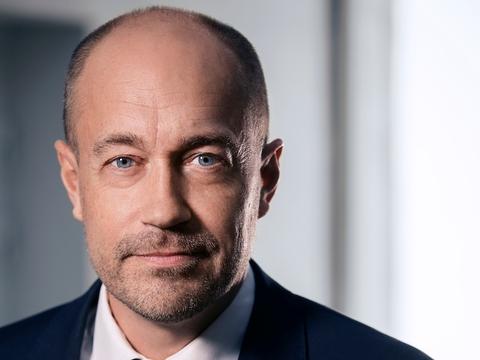 Sundhedsministeriets pressefoto af Magnus Heunicke