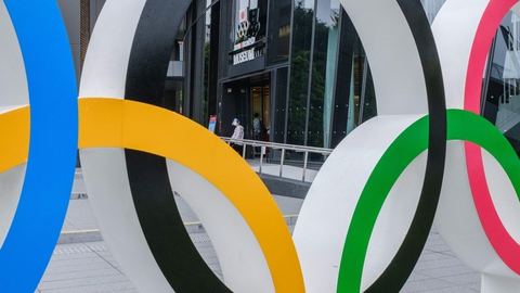For at minimere smitterisikoen under de olympiske lege i Tokyo bliver alle danskere - både atleter og akkrediterede - tilbudt en coronavaccine inden afrejse. (Arkivfoto.)