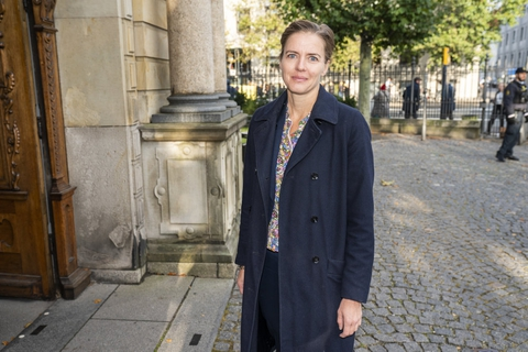 Ellen Trane Nørbys (V) bagland har mandag givet det grønne lys til, at hun kan tage kampen om borgmesterposten i Sønderborg Kommune op mod socialdemokraten Erik Lauritzen. (Arkivfoto)