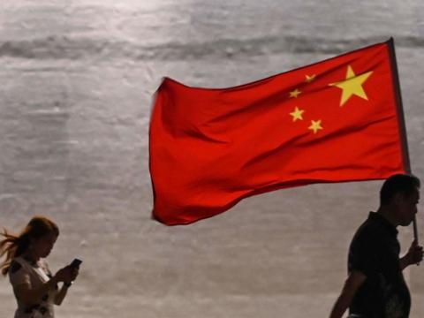 Blandt de mange danskere i kinesisk database er ifølge Jyllands-Posten justitsminister Nick Hækkerup og Barbara Bertelsen, der er departementschef i Statsministeriet. Foto: Hector Retamal/AFP/Ritzau Scanpix