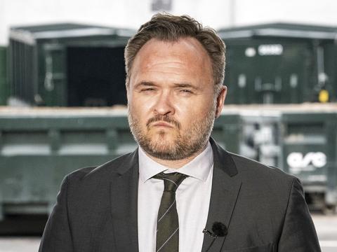 Klima-, energi- og forsyningsminister Dan Jørgensen er kommet i strid modvind på Christiansborg. (Foto: Niels Christian Vilmann/Ritzau Scanpix)